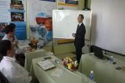Khai giảng Khóa học Tư vấn giám sát tại Ban QLDA điện hạt nhân Ninh Thuận